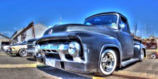 Ford américain classique prennent le camion Image stock