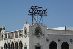 The Ford Amphitheater at Coney Island Stock Image