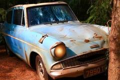 Η Ford Anglia Στοκ φωτογραφία με δικαίωμα ελεύθερης χρήσης