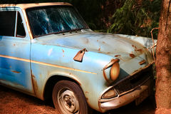 Η Ford Anglia Στοκ εικόνα με δικαίωμα ελεύθερης χρήσης