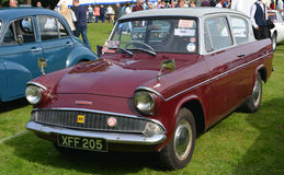 Ford anglia classic vintage car Royalty Free Stock Image