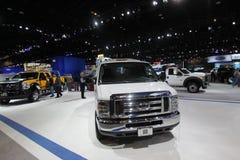 Ford-Ausstellung Lizenzfreie Stockfotos