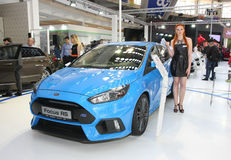 Ford at Belgrade Car Show Stock Photography