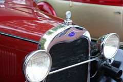 Ford bilmodell Royaltyfri Fotografi