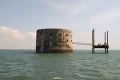 Ford Boyard, La Rochelle, France Photo libre de droits
