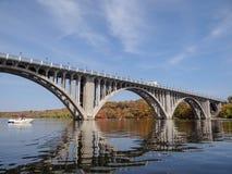 Ford Bridge Over Mississippi Stock Image