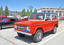 Ford Bronco Immagini Stock