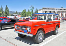 Ford Bronco Stock Images