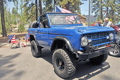 Ford Bronco Royalty Free Stock Photos
