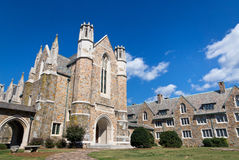 Ford Buildings Berry College Royalty Free Stock Photo