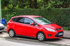 Ford C-Max royalty free stock image