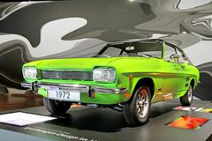Ford Capri Στοκ φωτογραφίες με δικαίωμα ελεύθερης χρήσης