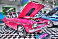 Ford Capri dipinto abitudine fotografia stock libera da diritti
