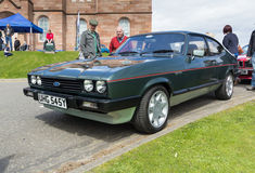 Ford Capri Royalty Free Stock Photo