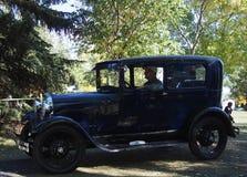 Ford Car antigo restaurado clássico Imagens de Stock Royalty Free
