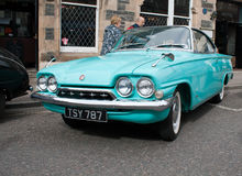 Ford Consul Capri Royalty Free Stock Photos