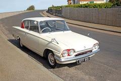 Ford consul capri 315 classic Royalty Free Stock Image