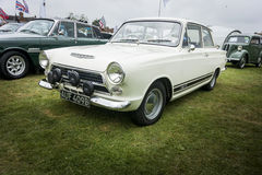 Ford Consul Mark 1 GT Classic Car Royalty Free Stock Photography