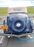 1936 Ford Convertible Coupe Rear View Stock Fotografie