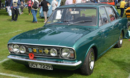 Ford Cortina Mk 2 classic vintage car Stock Photos