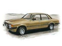 Ford Cortina Mk V Imágenes de archivo libres de regalías