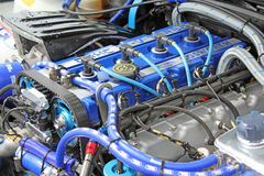 Ford Cosworth Engine Stock Images