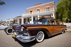 Ford Country Squire Fotografia de Stock