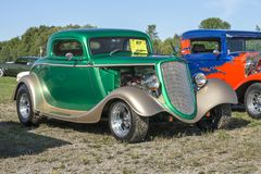 Ford Coupe Obraz Royalty Free