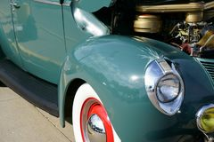 Ford Coupe 1940 Arkivbilder