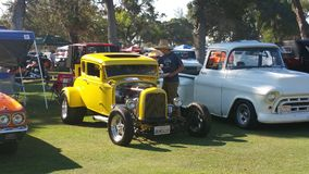 Ford Coupe Royaltyfri Bild