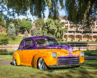 Ford Coupe 1948 Arkivbild
