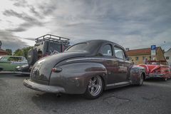 1946 Ford Coupe Royalty Free Stock Photos