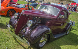 1936 ford coupe Royalty Free Stock Photo