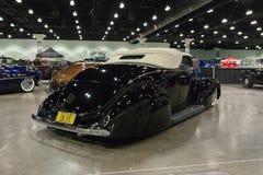 Ford Coupe na exposição foto de stock