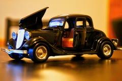 Ford Coupe-Oldtimer-Automodell 1934 lizenzfreies stockbild