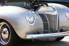 Ford Coupe sidosikt 1936 Royaltyfri Bild