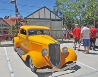 Ford Coupe: Wszystkie stal Obraz Royalty Free