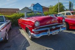Ford crestline 1953 Zdjęcia Royalty Free