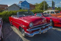 Ford crestline 1953 Zdjęcie Stock