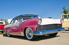 1955 Ford Crown Victoria 2dr hardtop Royalty Free Stock Images