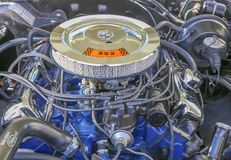 Ford 352 Cubic Inch Engine Stock Photography