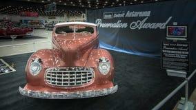 Ford Custom 1934 Arkivbilder