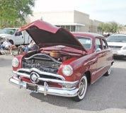 1950 Ford Custom Stock Image