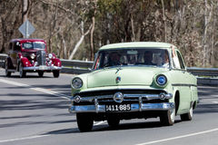 Ford Customline Sedan 1954 Photo libre de droits