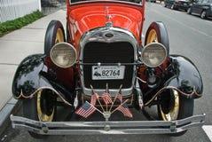 Ford d'annata - quarto di luglio fotografia stock
