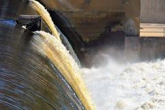 Ford Dam Foto de Stock Royalty Free