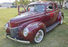 1940 Ford DeLuxe Stock Foto
