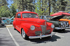 Ford Deluxe immagine stock libera da diritti