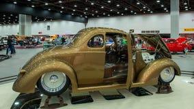 1937 Ford Deluxe Royalty-vrije Stock Afbeeldingen