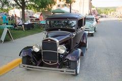 1930 A Ford di modello Fotografie Stock